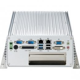 PC Fanless industriel Intel® Core™ i5/i3 3ème génération avec 2 slot PCI