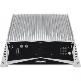 PC Fanless industriel Intel® Core™ i7/i5/i3 6ème génération avec 1 slot PCIeX4