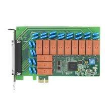 Carte PCIe relais 12 channel High contact rating