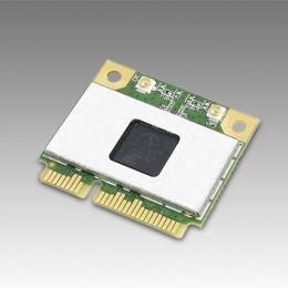 Carte d'extension sans fil, 802.11 b/g/n,AR9287,2T2R,Full size Mini PCIe