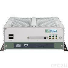 PC Fanless Intel® Core 2 Duo/Celeron® avec DVD Combo intégré
