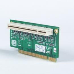 "Accessoire, 1-slot PCI riser card for 5.25"" biscuits"