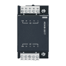Carte d'extension pour station ADAM-3600, 4-ch AI Module