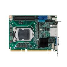 Carte mère industrielle demi-longueur bus PCI/PCIE, PICMG 1.3 H/S SHB, H110, 2GbE, 2 display