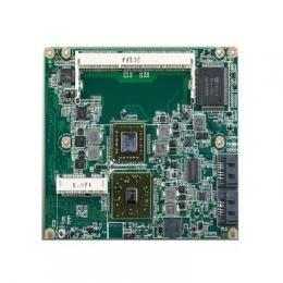 Carte industrielle ETX/XTX pour informatique embarquée, AMD T16R & A55E SOM ETX module (LVDS)