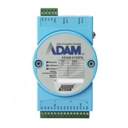 Module ADAM Entrée/Sortie sur bus de terrain, 15-ch Isolated DI/O PROFINET