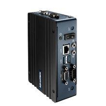 PC embeded SBC Atom N3350 barebone fanless slim