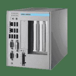 PC industriel fanless i7-3555LE, 4G RAM, avec 1xPCIex16 et 2xPCI slots