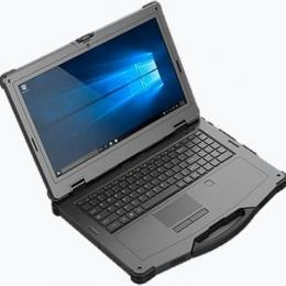 """PC portable ultra durci 15"""" IP65 sous Windows 10 avec Pavé numérique"""