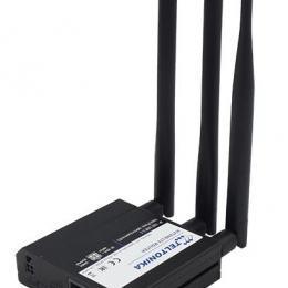 Routeur industriel 4G/3G/2G  WiFi compact, puissant -40°C +75°C