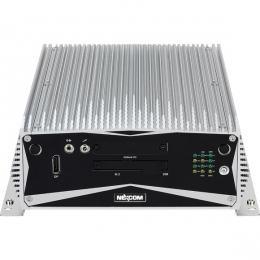 """PC Fanless industriel Intel® Core™ I7/i5/i3 6ème génération avec 2 x 2.5"""" HDDs/SSDs bracket"""
