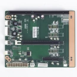 Fond de panier backplane PCI.PCIE, 3 Slots PICMG1.3BP, PCIe x16*1, PCIe x4*1