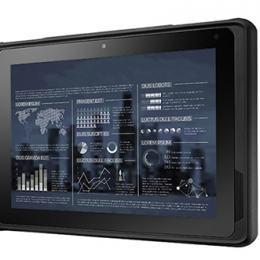 "Tablette durcie 10"" 4Go RAM 64G SSD Win10 GPS US"