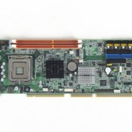 Carte mère industrielle PICMG 1.0 ISA/PCI, VGA/ Single GbE LAN/HISA