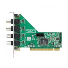 Carte industrielle d'acquisition vidéo, 4-ch MPEG-4 Video Card w/ SDK