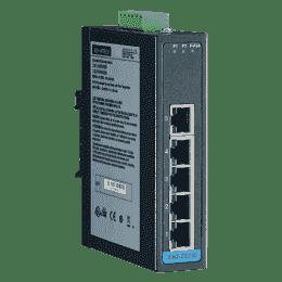 Switch industriel, 5 ports non managés température étendue -40°C à +75°C