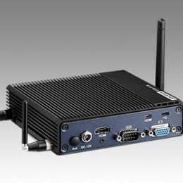 Passerelle fanless, Emb.sys.UTX-3115.2G RAM.SSD.WIFI.3G.Anten.REV A2
