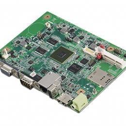 Carte mère embarquée à processeur RISC, Freescale i.MX6 Dual Core/1GB DDR -40~85