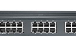 Switch rack industriel L3 16 x Gb + 4 x 10Gb SFP + 8 x Gb combo