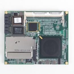 Carte industrielle ETX/XTX pour informatique embarquée, AMD LX800 LVDS W/SATA/2 IDE w/ IMAGE RTL