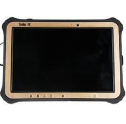 "10"" rugged tablet DB9, RJ45"