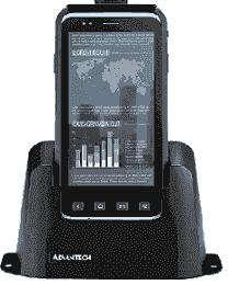 "Terminal 5"" industriel PDA  lecteur RFID 5"" sous Android 5.1"