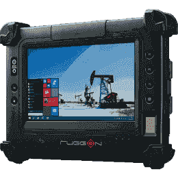 "7"" rugged tablet Blaxtone PM-311B Ruggon"