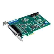 Carte d'acquisition 32 canaux analogiques sur PCI Express