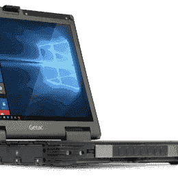 "PC portable durci 13.3"" Getac"
