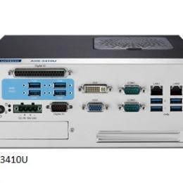PC industriel pour application de vision, H110, DDR4, 4 PoE, 2 LAN, 4 USB3.0, PCIe/PCI ext