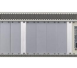 Châssis pour cartes CompactPCI, 3U system of MIC-3022 w/ CPCI PSU, legacy BP