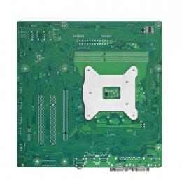 Carte mère industrielle, MicroATX with VGA/LVDS 10 COM/10 USB/DUAL LAN