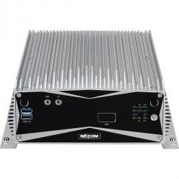 PC Fanless industriel Intel Core i3/i5/i7 avec 1 slot PCIeX4