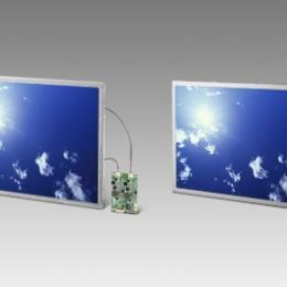 "Moniteur ou écran industriel, 19"" LED Panel 1200N 1280x1024(G)"