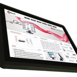 "15 "" capacitive touch monitor"