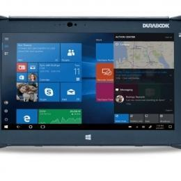"Tablette durcie 11.6"" Full HD avec processeur i5 et Windows 10"