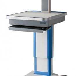 Chariot pour application médicale, Medication box-Din rail-bracket for AMIS-30