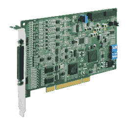 Carte acquisition de données industrielles sur bus PCI, 250k, 16bit Simultaneous 8-CH PCI Card with AO