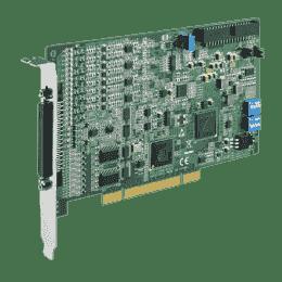 Carte acquisition de données industrielles sur bus PCI, 250k, 16bit Simultaneous 8-CH PCI Card with AO