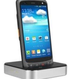 """PDA 5.2"""" IP65 avec Android 8.1, WIFi, BT, 4G, GPS pour milieu médical"""