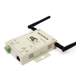 Point d'accès, bridge WiFi et répéteur WDS, modèle compact, 2 antennes