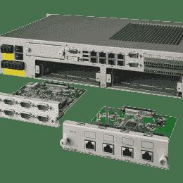 PC à base de Xeon E3 2.0GHz, 32GB RAM, 8xLAN, 10xCOM, 2xSlots
