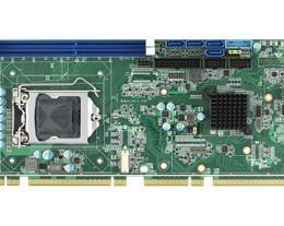 Carte mère industrielle demi-longueur bus PCI/PCIE, LGA1151 H110 FSHB DDR4/single LAN/single display