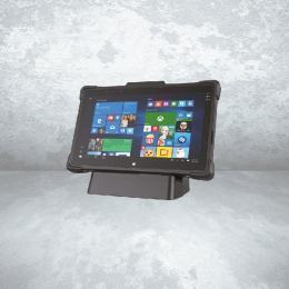 "12"" rugged tablet with 3D camera"