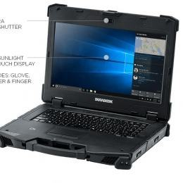 pc portable ultra durci 14""