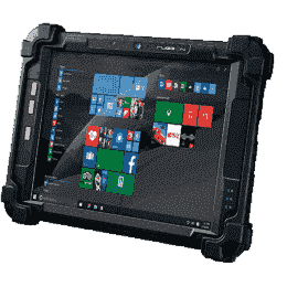 "10.4"" rugged tablet Blaxtone PM-522"