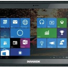 "Tablette PC durcie 10,1"" avec port RS232, port USB et port Ethernet sans OS"