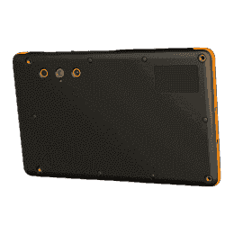 "Tablette durcie 10"" Android pour les points de vente (PoS)"