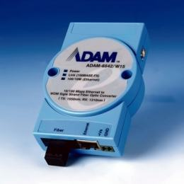 Convertisseur ADAM, Ethernet to WDM Fiber-Optic Converter /W15