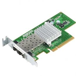 Carte ethernet fibre optique, 2-ports 10G fiber NIC (SFP+ ) w Intel 82599ES